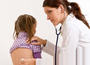 Бронхобструктивті синдром балаларда