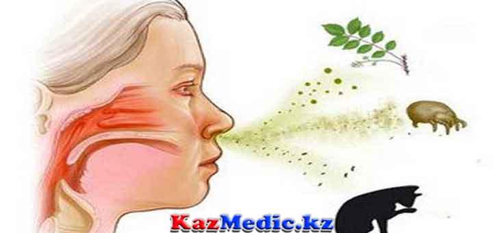 Аллергия. Жоғары сезімталдық