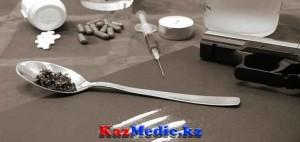 опиоидты нашақорлық