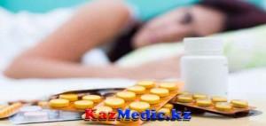 Седативті және ұйықтататын дәрілерге тәуелділік
