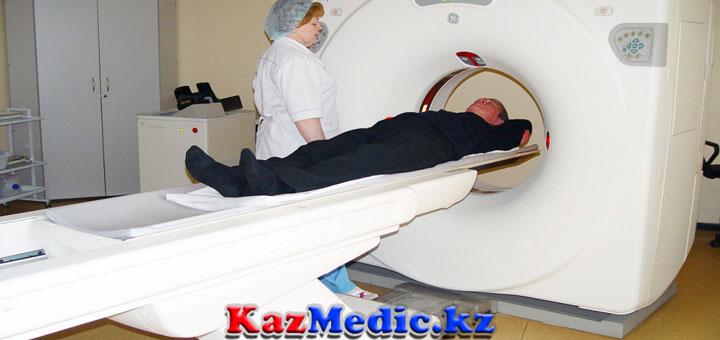 компьютерлік томография