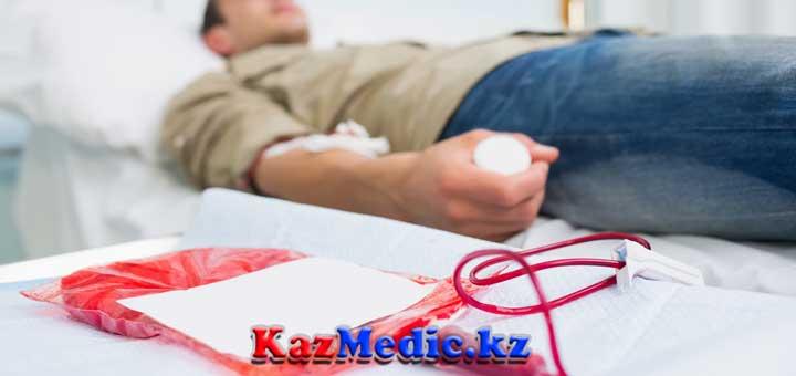 Геморрагиялық шок алғашқы көмек