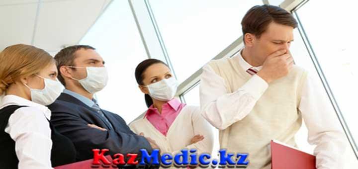 Ересектердегі инфекциялық аурулар