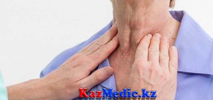 Лимфааденопатия қазақша