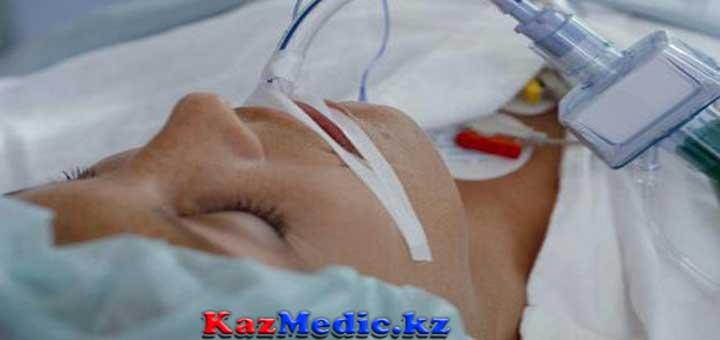 Диабеттік кетоацидозды кома