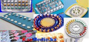 Гормональды контрацепция