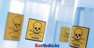 Сот медициналық токсикология