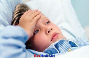Балалардағы менингит қазақша