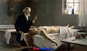Сот медициналық танатология
