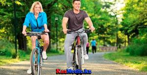 Велосипед тебудің адам ағзасына пайдасы