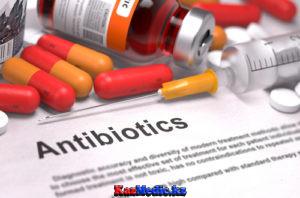 Антибиотиктер. Түрлері, пайдаланылуы