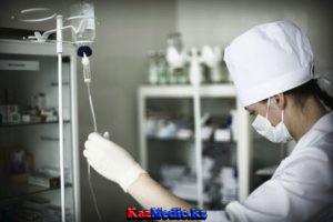 инфузионды терапия ертінділер