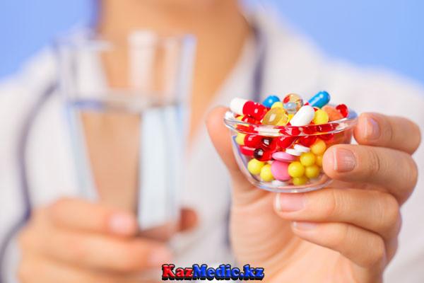 Антибиотиктерді дұрыс қолдану