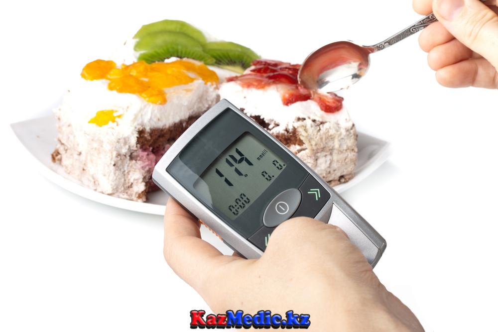 Дибеттің диетасы