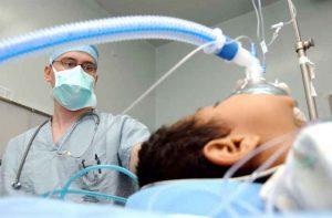 абдоминалды операция кезіндегі анестезия